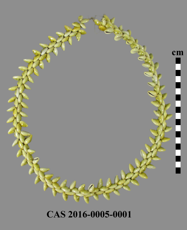 CAS 2016-0005-0001; Necklace