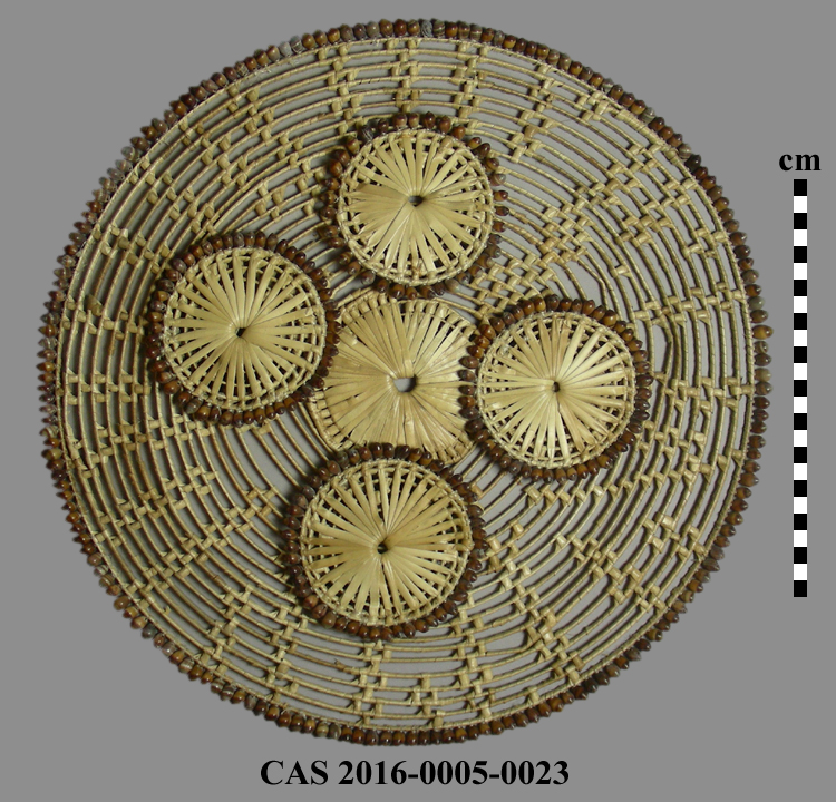 CAS 2016-0005-0023; Basketry tray