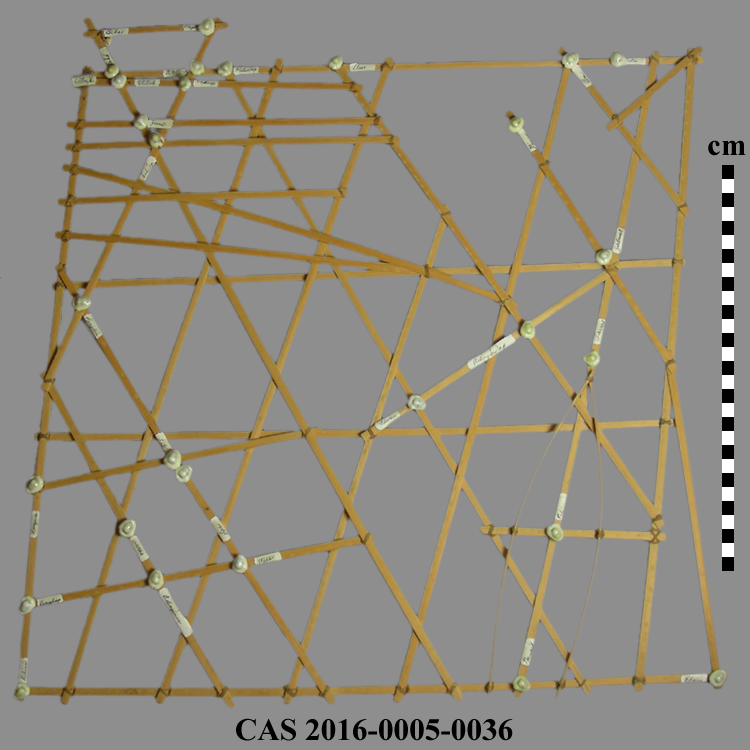 CAS 2016-0005-0036; Navigational chart (map)