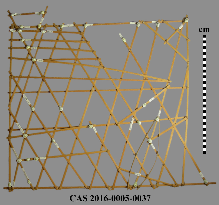 CAS 2016-0005-0037; Navigational chart (map)